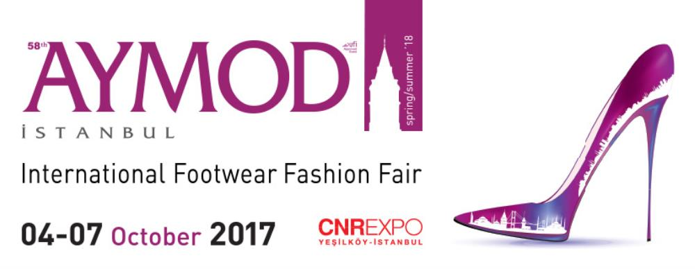58th Istanbul International Footwear Fashion Fair , 04-07 October 2017